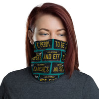 4th Amendment Neck Gaiter