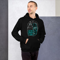 Facial Recognition Protest Unisex Hoodie
