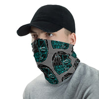 Detection Protest Neck Gaiter - Grey