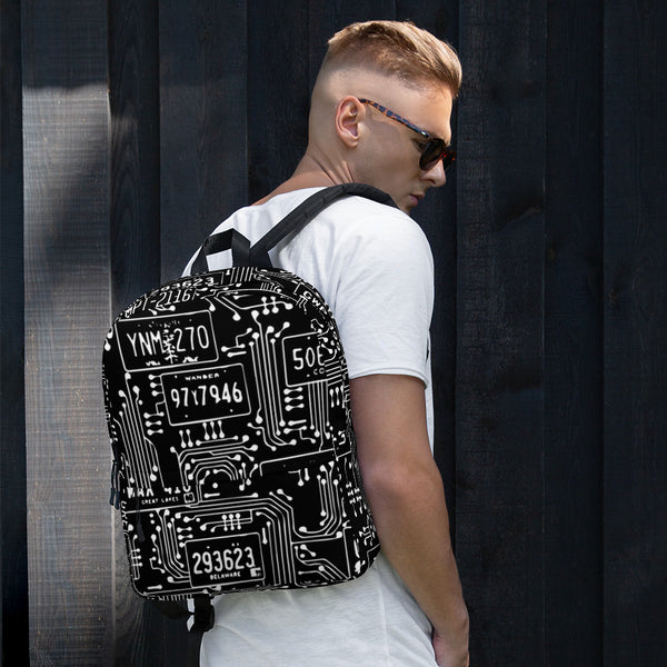 ALPR Circuit Backpack