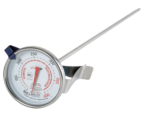 2-inch Deep Fry/Thermometer