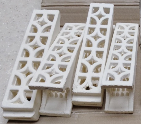 Ceramic stones for Al pastor Machine (Piedra Ceramica Para Trompo)