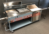 (#101) The Cold Prep Cart