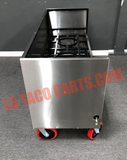 (#105) Tripple Pot Birria Cart