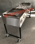 (#90) The Twin Griddle Cart