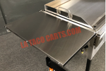 Detachable - Side Utility table