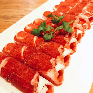 羊肉卷 Mutton Slices