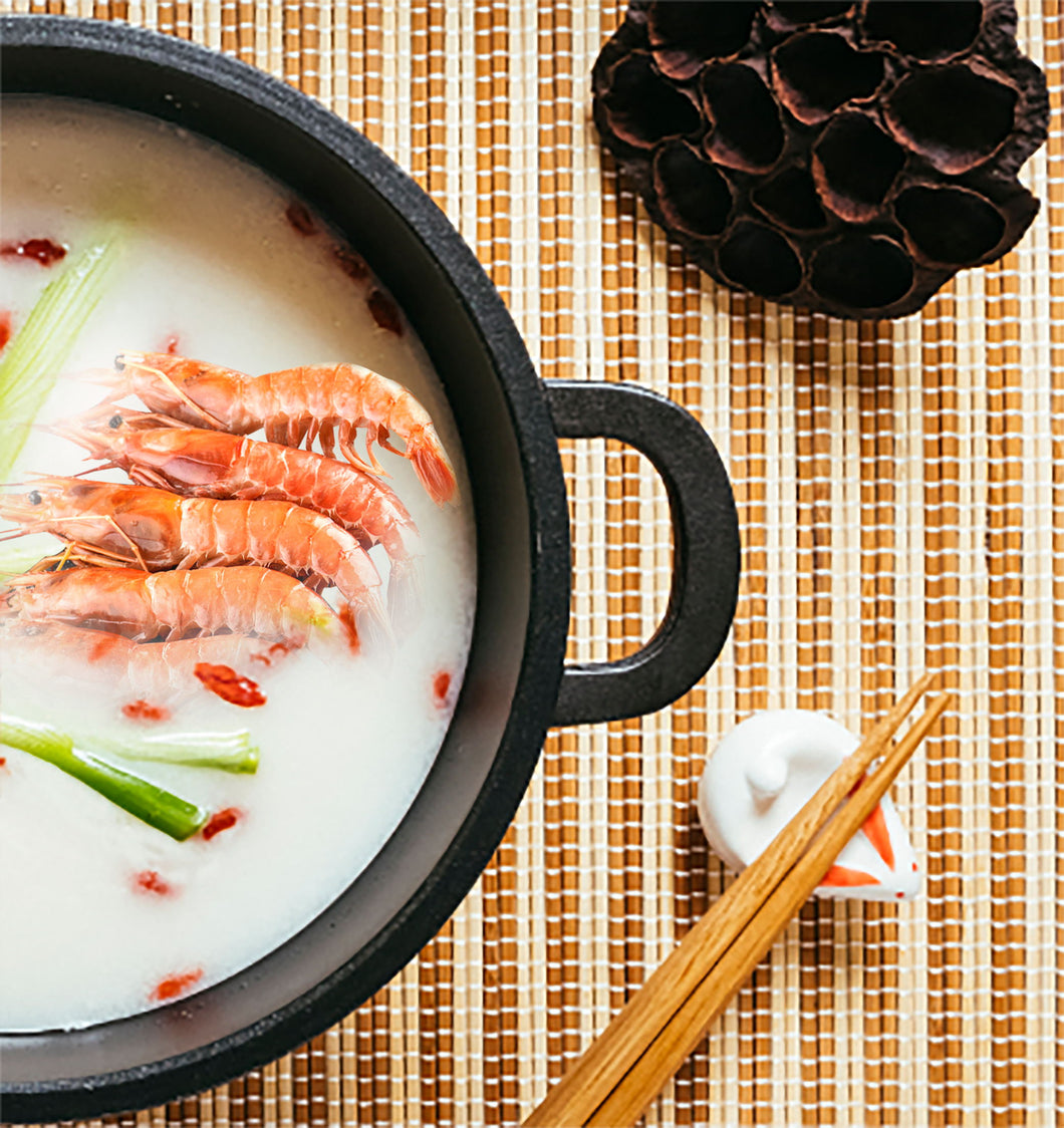 招牌海鲜锅 Signature Seafood Soup