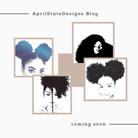 AprilStateDesigns Blog Coming Soon
