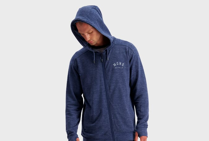 Mens Mid Layer Hoodies & Sweaters