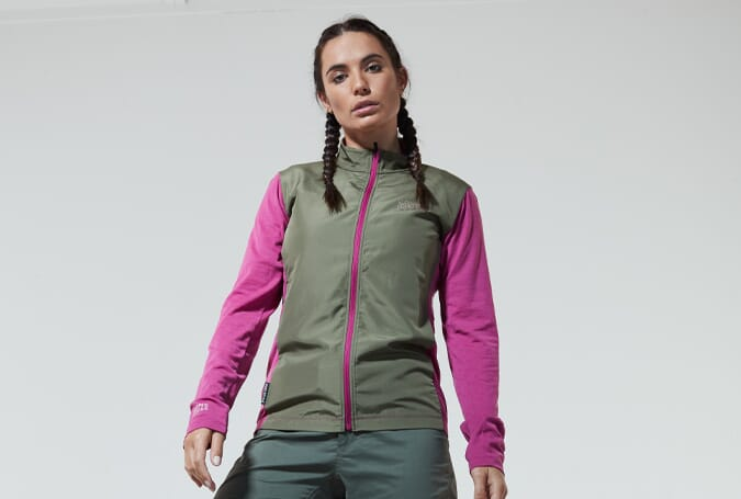 Womens Mid Layer Jackets & Vests