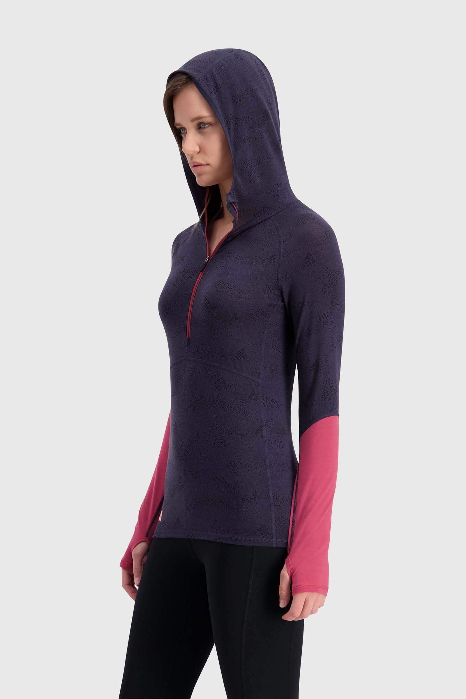 Bella Tech Hood - 9 Iron Micro / Rosewood