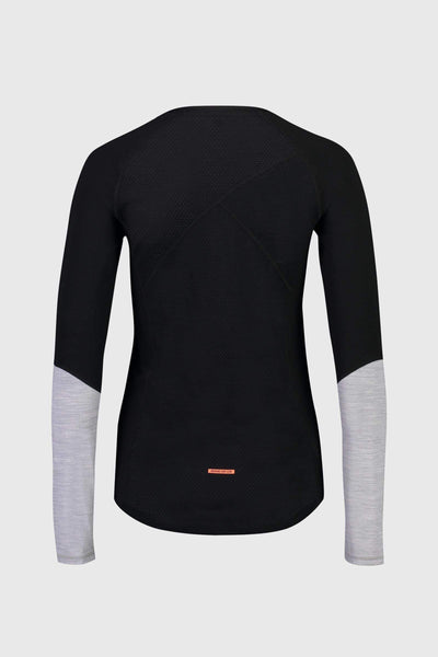 Bella Tech LS - Black / Neon