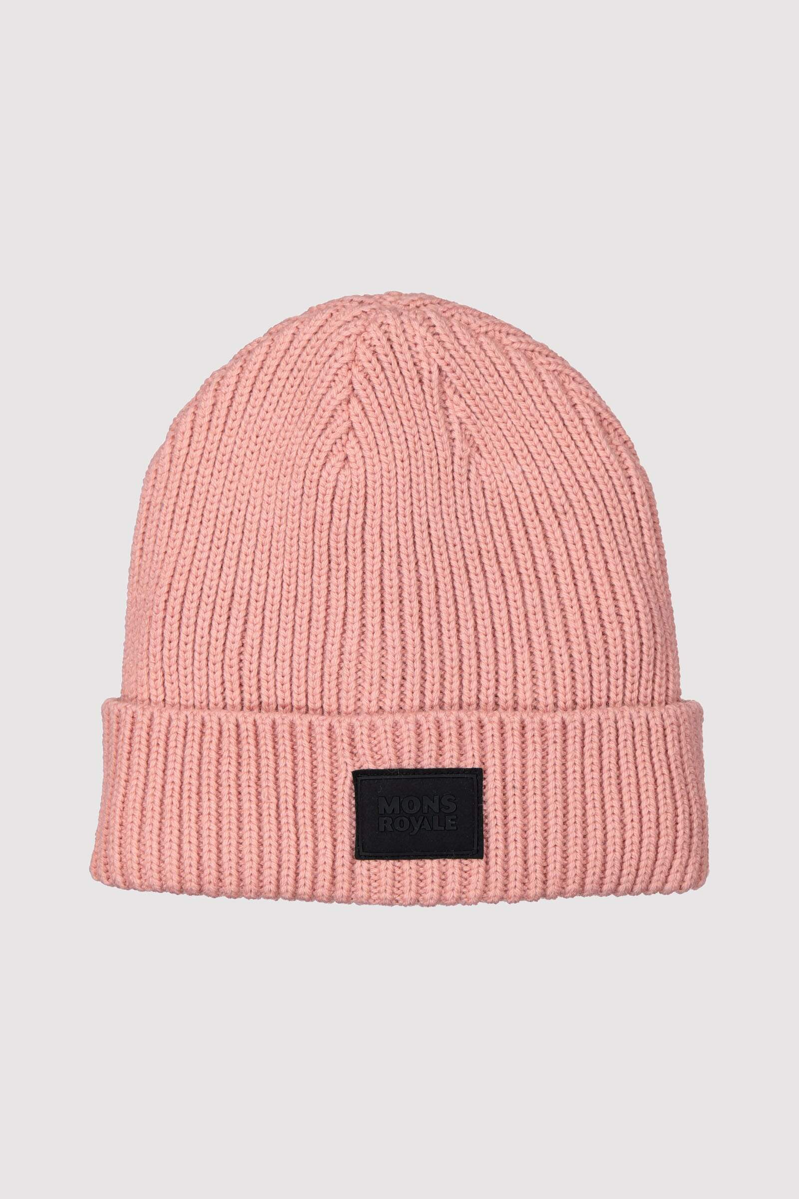 Fisherman's Beanie - Dusty Pink