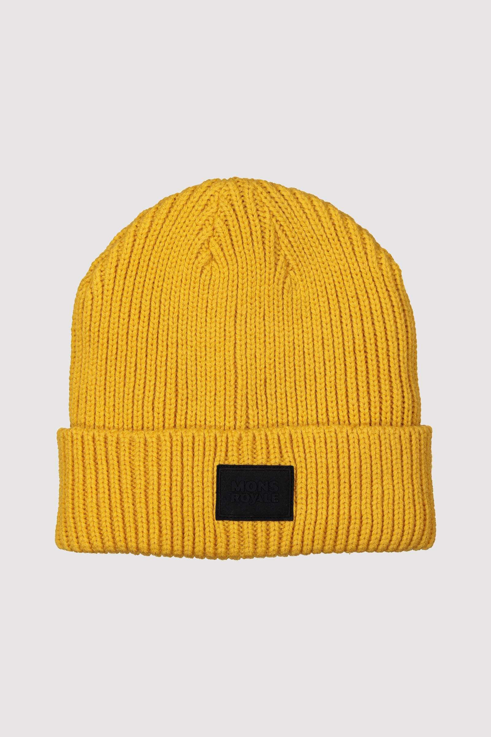 Fisherman's Beanie - Gold