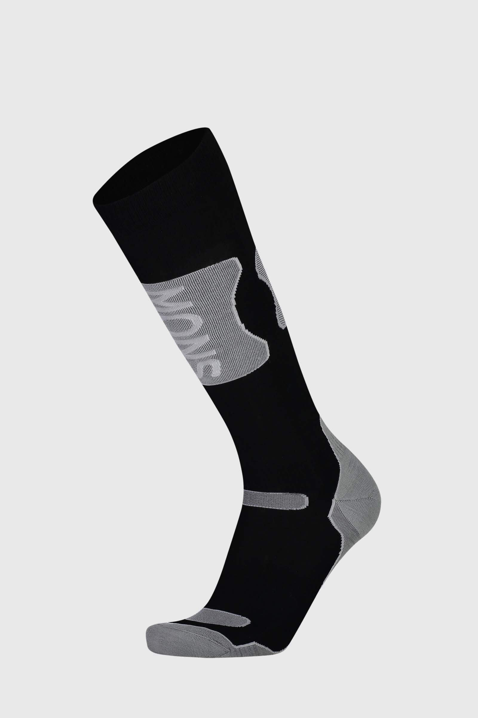 Pro Lite Tech Sock - Black / Grey Marl