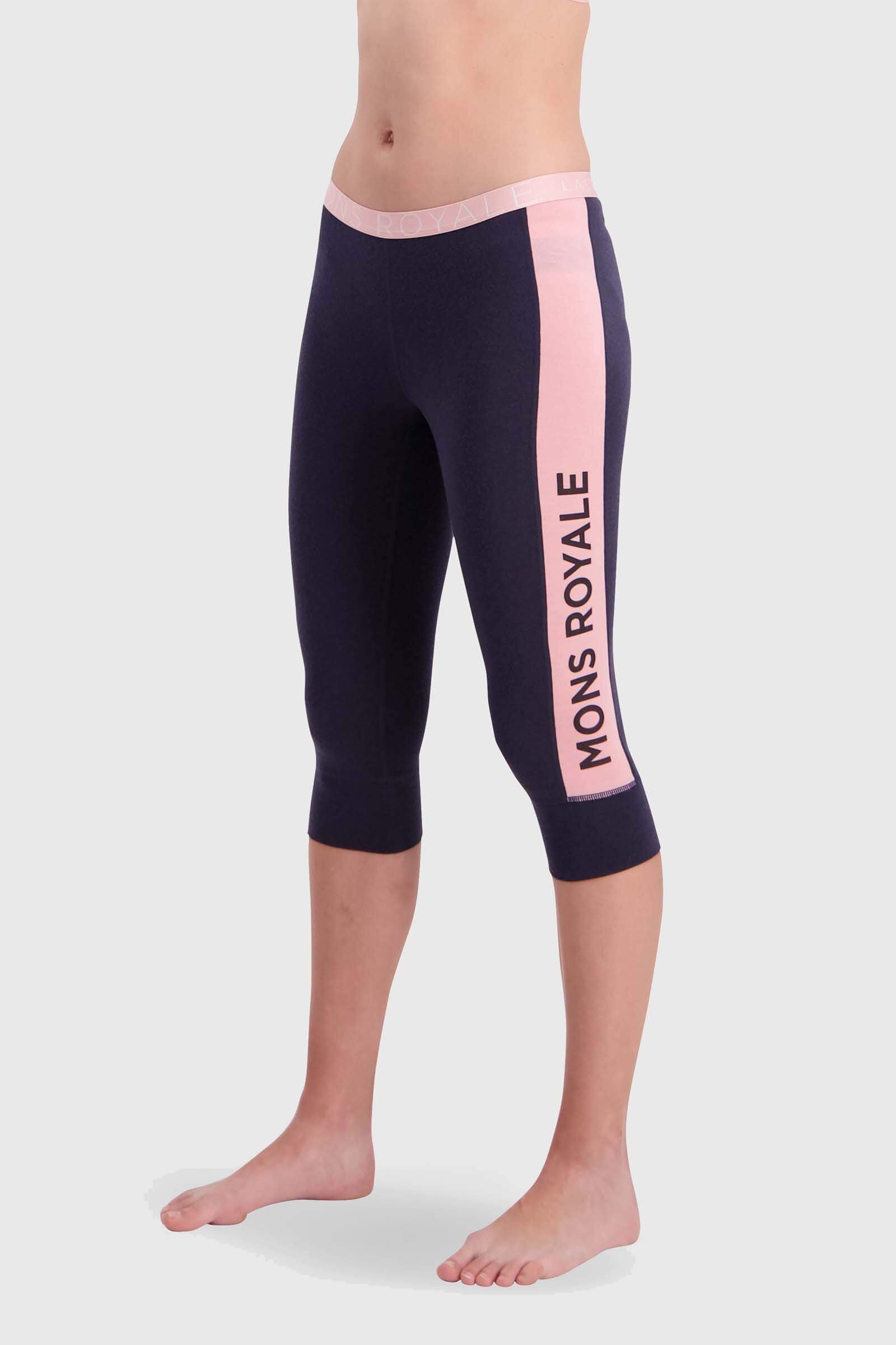 Womens Base Layer Pants & Bottoms