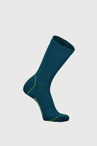 Tech Bike Sock 2.0 - Oily Blue