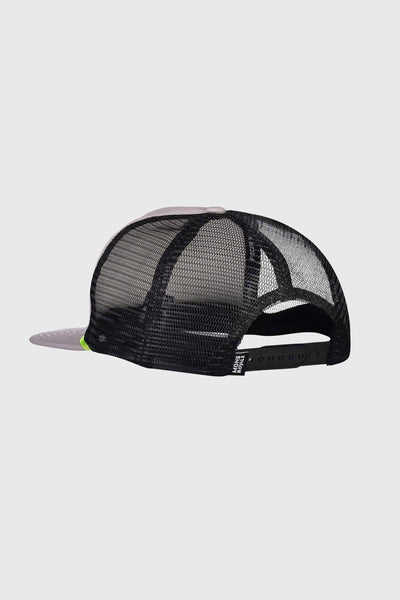 The ACL Trucker Cap - Black / Grey