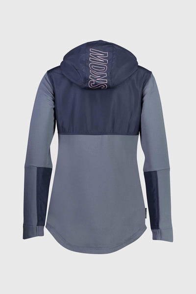 Decade Tech Mid Hoody - Stone