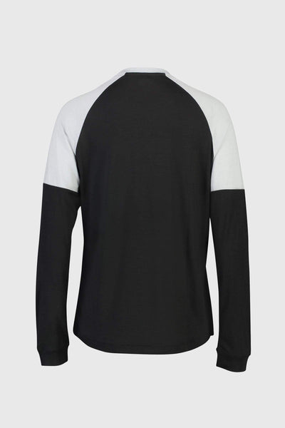 Tarn Freeride LS Wind Jersey - Black / Grey