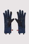 Amp Wool Fleece Glove - Navy