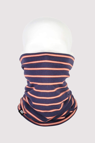 Double Up Reversible Neckwarmer - Alpine Stripe
