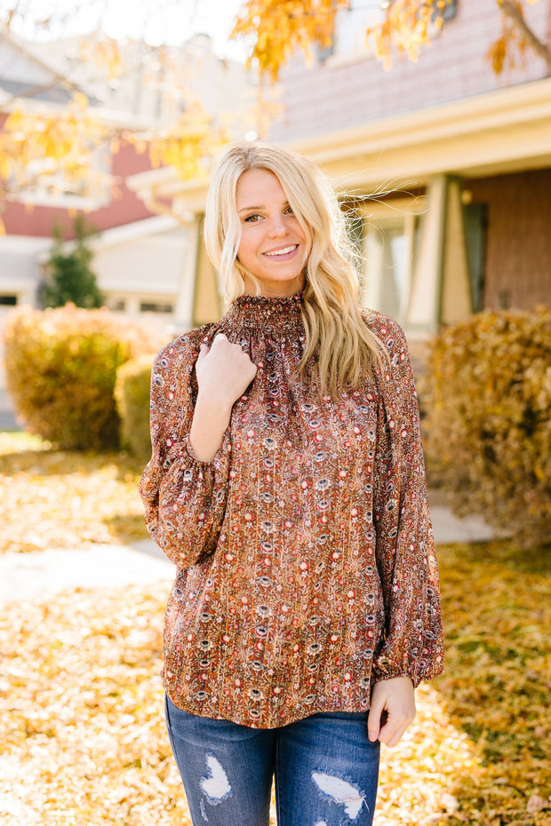 Autumn Daydreams Blouse