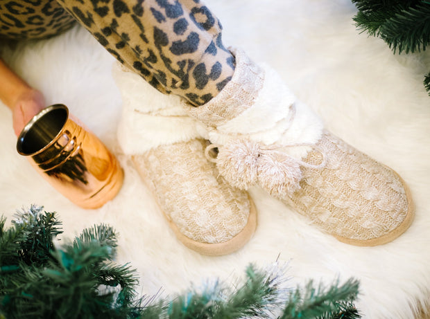 Winter Slippers for Women | Frances Blue Boutique