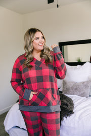 Plaid Hoodie | Black Friday Doorbuster Deal