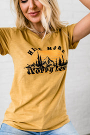 Hike More Graphic Tee