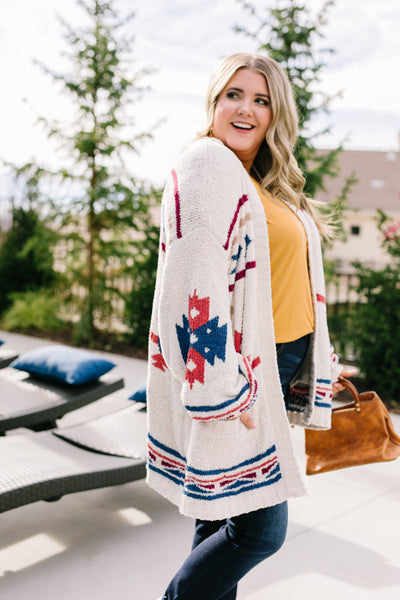 Open Front Cardigan | Frances Blue Boutique