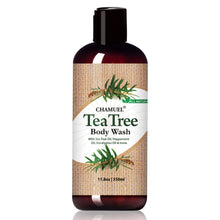 Load image into Gallery viewer, COMING SOON: Chamuel Tea Tree Body Wash