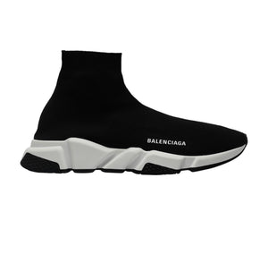 BALENCIAGA SPEED TRAINER `BLACK WHITE ´