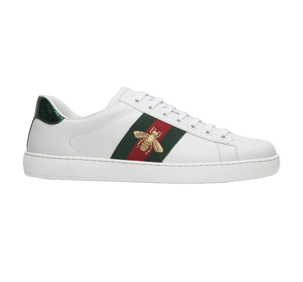 GUCCI ACE BEE EMBROIDERED