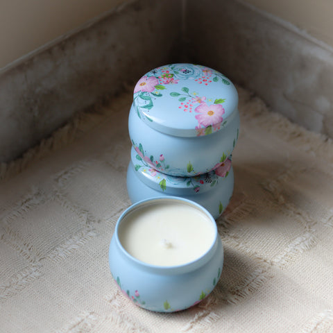 Florentine Gardens Soy Candle
