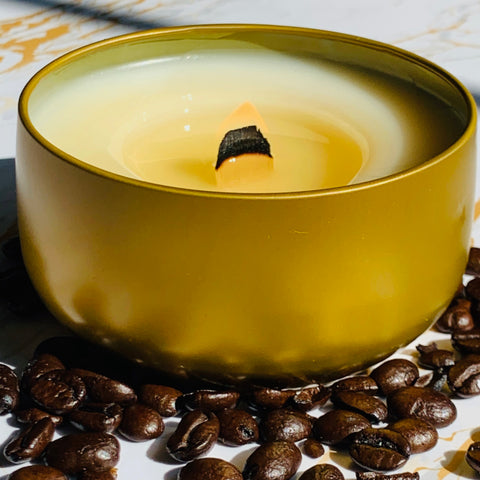 COFFEE HOUSE CANDLE COLLECTION