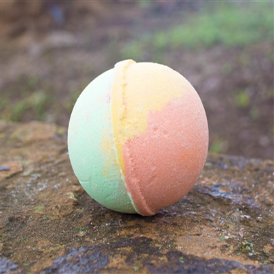 FRILLY SKIRT BATH BOMB