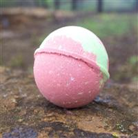 STRAWBERRY PATCH BATH BOMB