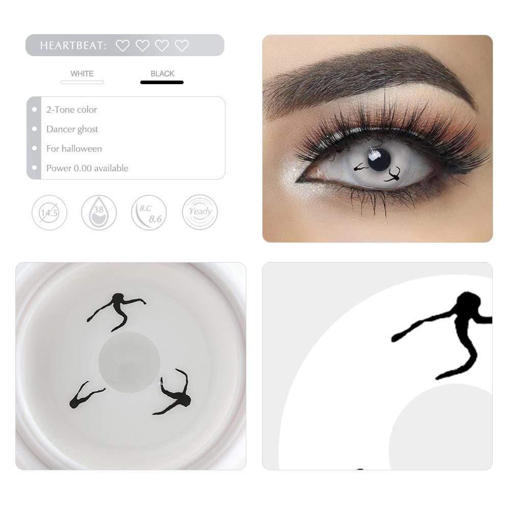 Unique selling points of the Dancer Ghost Cosplay Contact lenses