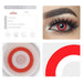 Unique selling points of the Red Ring Cosplay Contact lenses