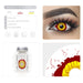 Unique selling points of the Fever Yellow and Red Scleral lenses