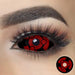 Madara Uchiha - Naruto Sclera Contacts on dark eyes