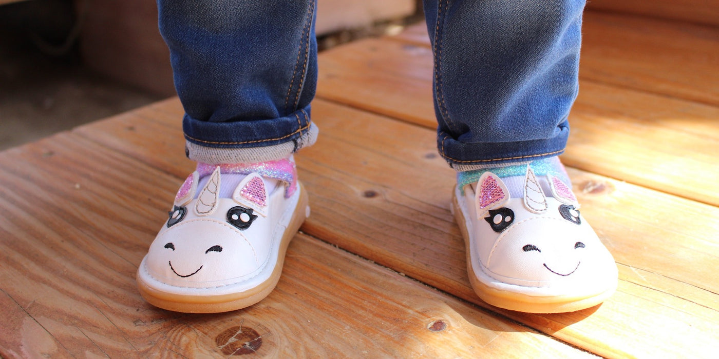 Wee Squeak Fun Shoes For Kids