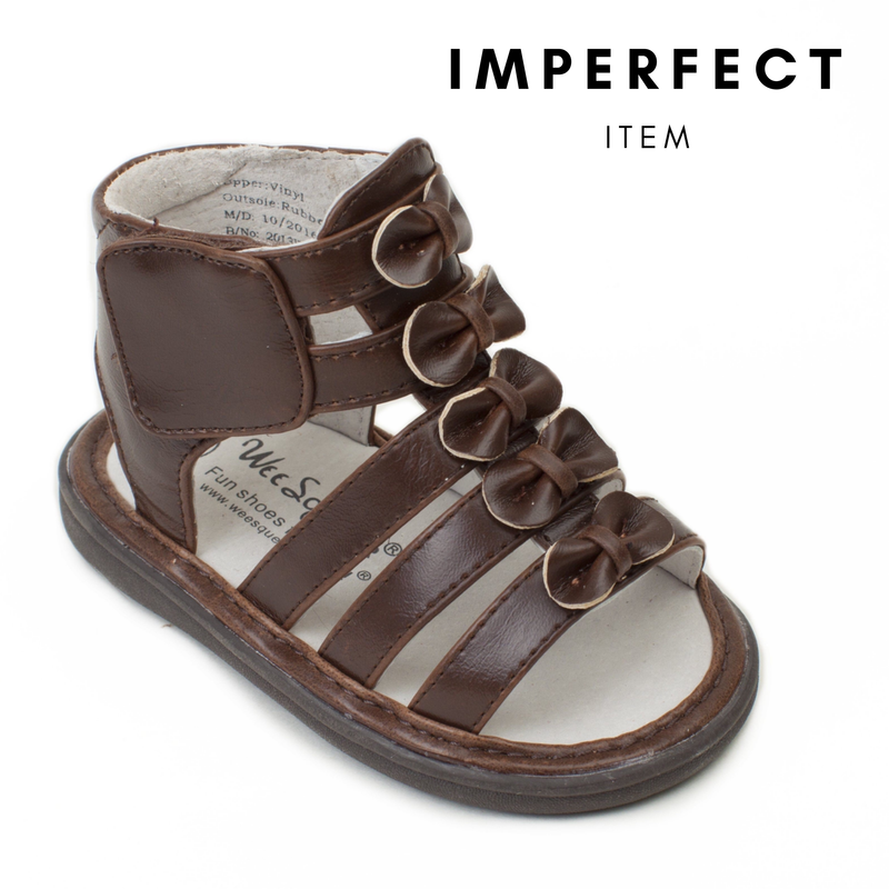 Athena Sandal Brown (IMPERFECT)