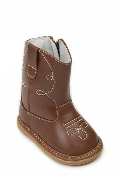 Cowboy Brown Boot Vintage