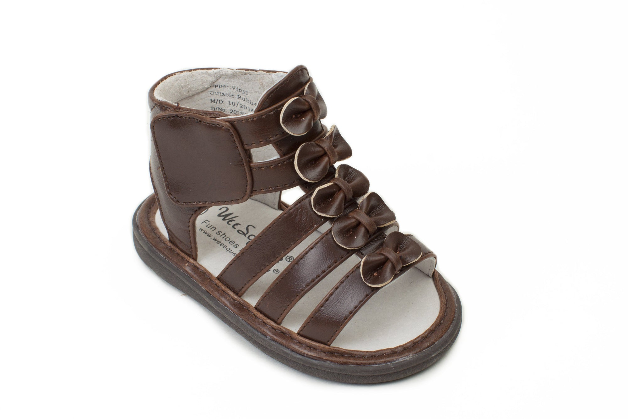 Athena Brown Sandal