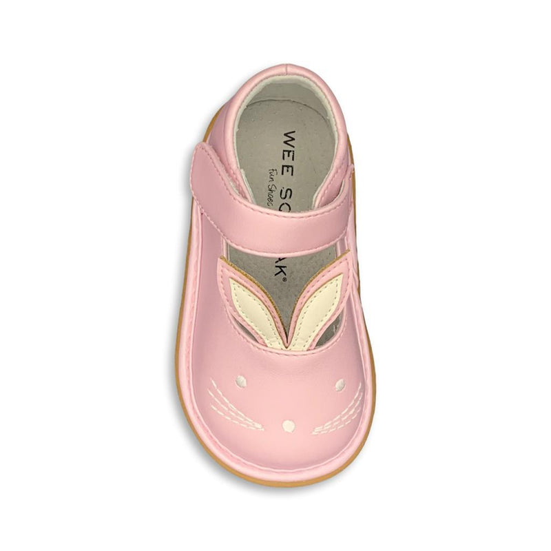 Shoes - Bunny Pearl Pink Shoe