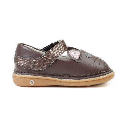 Shoes - Kitty Shoe Brown