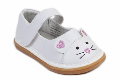 Shoes - Mouse Shoe White
